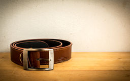 Belt Leather Royalty Free Stock Photo