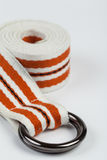 Belt on roll Stock Photography