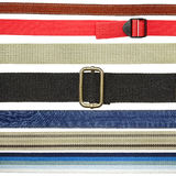 Belt set Stock Photo
