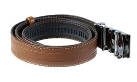 Belt for trousers Royalty Free Stock Photos