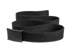 Belt for trousers Stock Photos