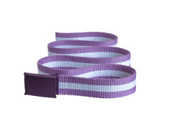 Belt for trousers Royalty Free Stock Photography
