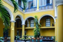 Beltran DE Santa Cruz Hotel Royalty-vrije Stock Foto's