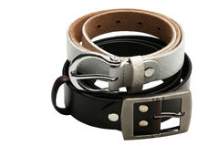 Belts. Royalty Free Stock Photo