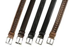Belts Stock Images