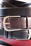 Belts Stock Image