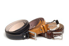 Belts Stock Photography