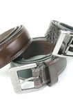 Belts Royalty Free Stock Image