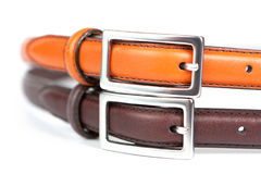 Belts Detail With Perspective Royalty Free Stock Photo