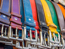 Belts Stock Photo