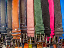 Belts Royalty Free Stock Photos