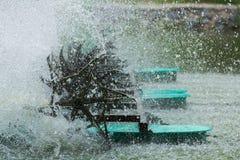 Beluchtingstoestel turbinewater Behandeling Royalty-vrije Stock Fotografie