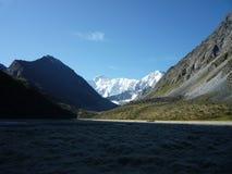 Belukha berg, Altai Arkivbild