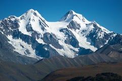 Belukha mountain Stock Image