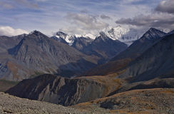 Belukha mountain, Altai Stock Images