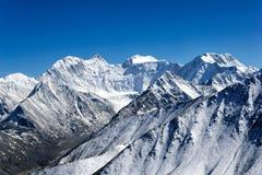 Belukha - più alto picco delle montagne di Altai, Russia Fotografia Stock Libera da Diritti