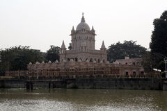 Belur Math, headquarters of Ramakrishna Mission in Kolkata Royalty Free Stock Image