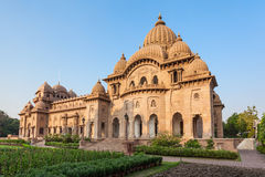 Belur Math, Kolkata. Belur Math or Belur Mutt is the headquarters of the Ramakrishna Math and Mission, founded by Swami Vivekanandaa. It is located in Kolkata Royalty Free Stock Images
