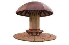 Belvédère-champignon Photo libre de droits