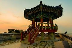 Belvédère coréen images libres de droits