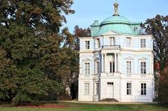 Belvédère dans le jardin du palais de Charlottenburg à Berlin images stock