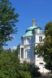 Belvédère de maison de thé, Berlin images libres de droits