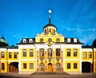 Belvédère de Schloss photographie stock