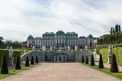 Belvédère Palace photo stock