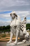 Belvédère, Vienne photographie stock libre de droits