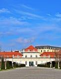 Belvédère Wien de Schlosspark images stock
