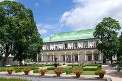 Belveder, Prague, Czech republic Royalty Free Stock Photography