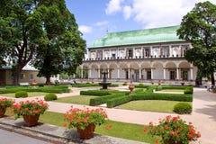 Belveder, Prague (UNESCO), Czech republic Stock Photo