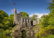 Belvedera Castle Στοκ Εικόνες