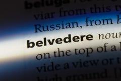 belvedere foto de stock royalty free