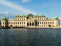 Belvedere Royalty-vrije Stock Afbeelding