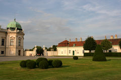 Belvedere Castle Stock Photo
