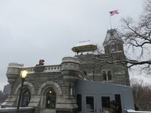 Belvedere Castle Royalty Free Stock Images
