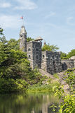 Belvedere Castle in Central Park, NYC Stock Image