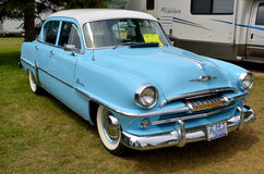 Belvedere 1954 de Plymouth Imagem de Stock