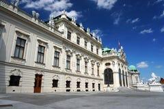 Belvedere de Schloss Imagem de Stock Royalty Free