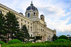 Belvedere del palacio de verano en Viena imágenes de archivo libres de regalías