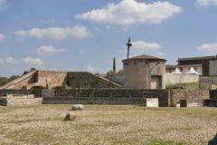 Belvedere do forte em Florença, Itália foto de stock royalty free