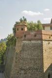 Belvedere do forte em Florença, Itália foto de stock