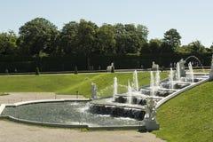 Belvedere em Viena, Áustria Fotografia de Stock