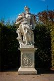 Belvedere Garden Royalty Free Stock Images