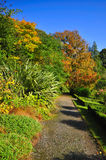 Belvedere Gardens Stock Image