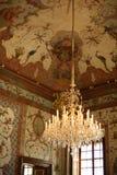 belvedere pałacu Zdjęcia Royalty Free