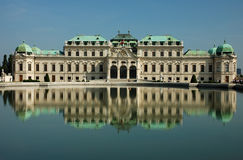 Free Belvedere Palace In Vienna Royalty Free Stock Photo - 2517465