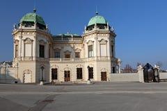 Belvedere Palace, Vienna, Austria Stock Images