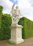 Belvedere Palace in Vienna. Austria Stock Image